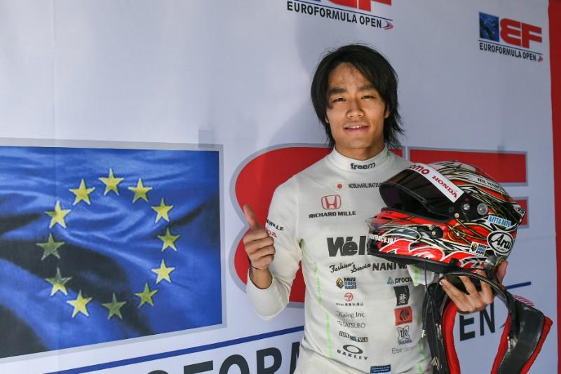 Мацусита выступит на этапе «Евроформулы» в Венгрии