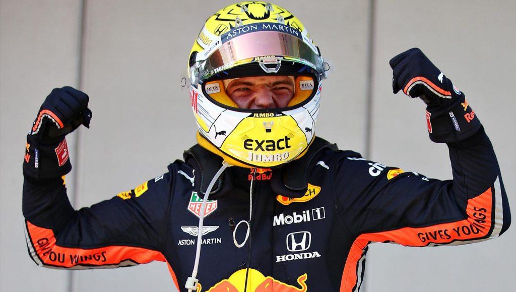 В «Формуле-1» объявили Макса Верстаппена гонщиком дня в Австрии