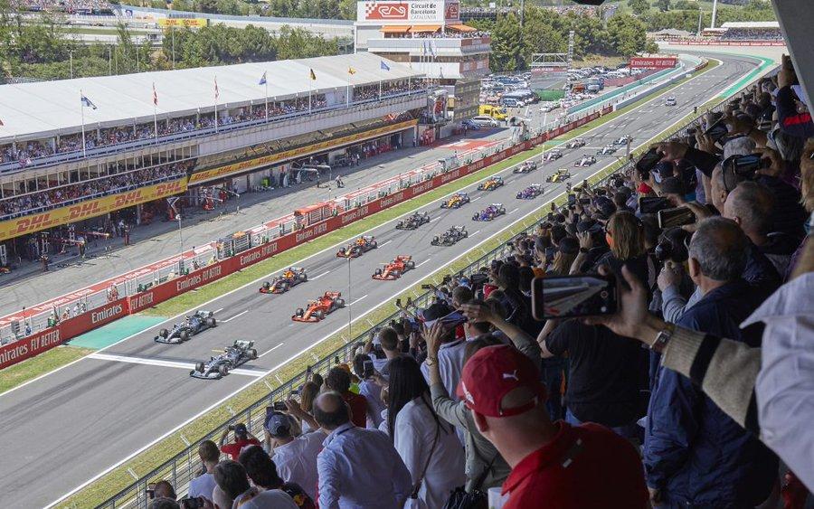 В руководстве Гран-при Испании опровергли информацию о продлении контракта на 2020 год