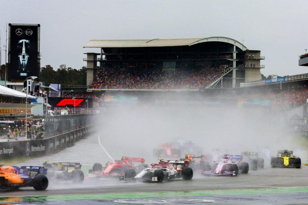 Погода, внезапность, ошибки. Что ФИА и Ф1 стоит вынести из прошедшего Гран-при Германии