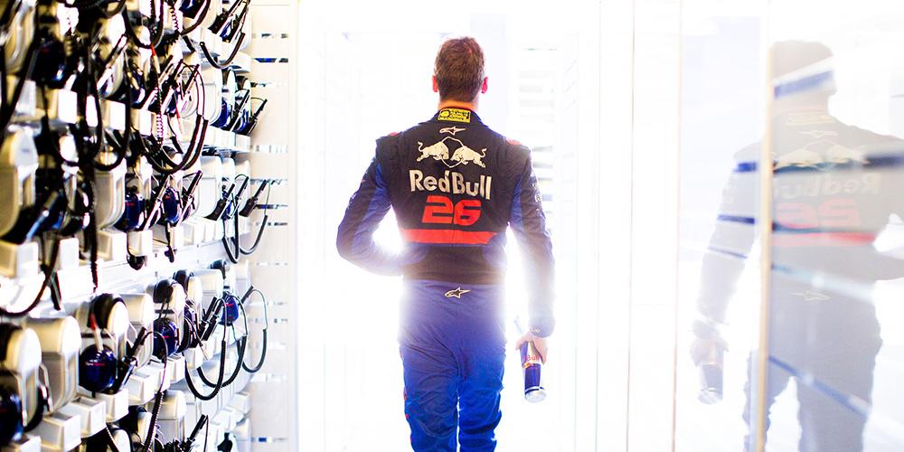 Квят: В гонке в Австрии чувствовал себя подсадной уткой
