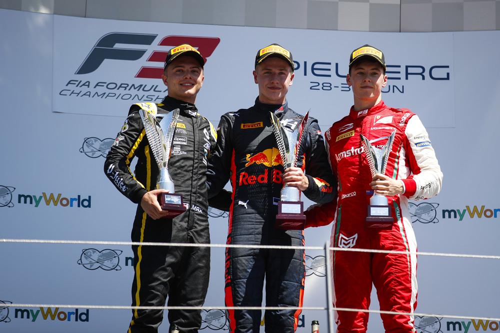 Глава Ф3 Бруно Мишель: Уже почти две трети гонщиков набрали очки — чемпионат интересно смотреть