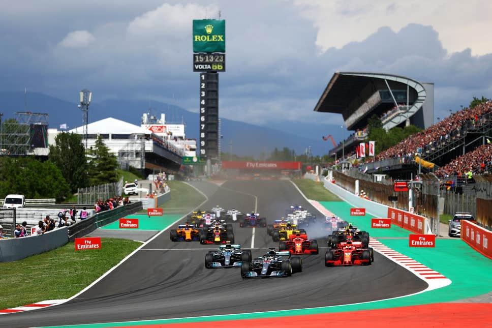 Правительство Каталонии согласилось обеспечить проведение Гран-при Испании