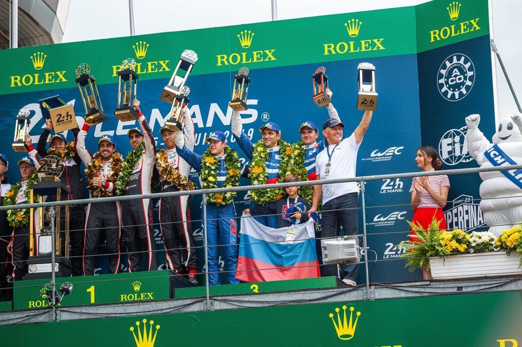 «СМП Рэйсинг» не примет участия в новом сезоне Чемпионата мира по гонкам на выносливость