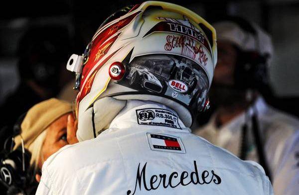 Хэмилтон не позволит «Нетфликсу» показывать в сериале кадры с Гран-при Германии