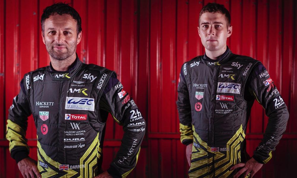 Тёрнер и Ганн присоединятся к «Астон Мартин Рэйсинг» в категории ГТЕ-Ам