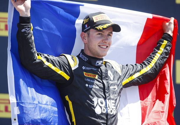 Воскресная гонка «Формулы-2» в Спа отменена
