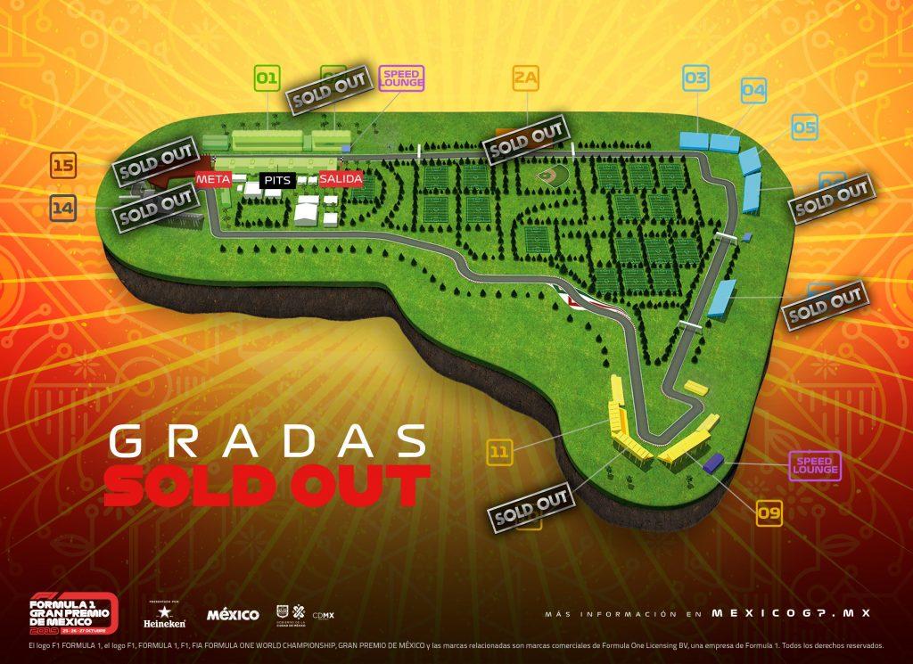 Гран-при Мексики сохранит место в календаре «Формулы-1»