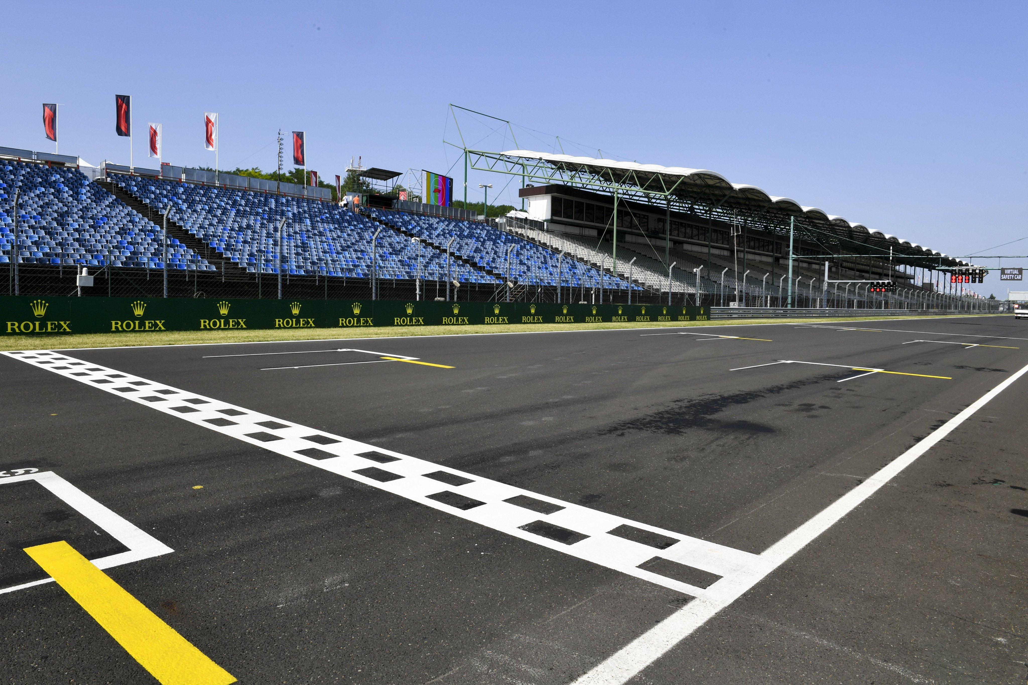 Ник де Врис — лидер тренировки «Формулы-2» в Венгрии, Шумахер — второй