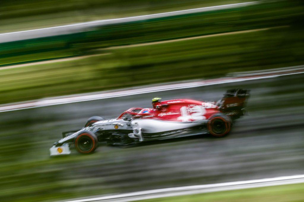 Джовинацци потеряет три места на старте Гран-при Венгрии