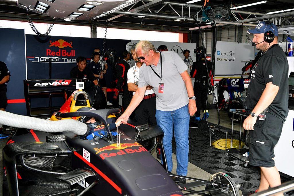 Хельмут Марко: Для меня важнее скорость молодого гонщика на одном круге, чем его выступления в гонках
