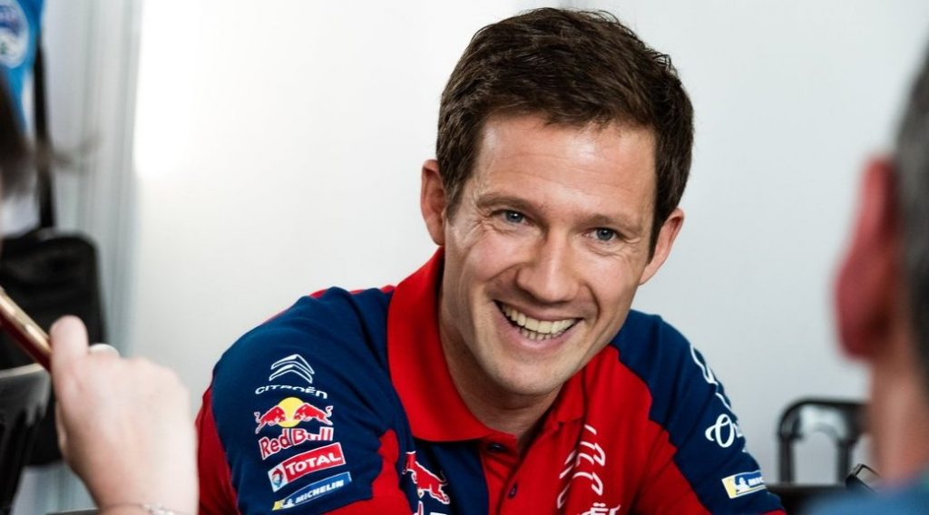 Себастьен Ожье уйдет из WRC после 2020 года