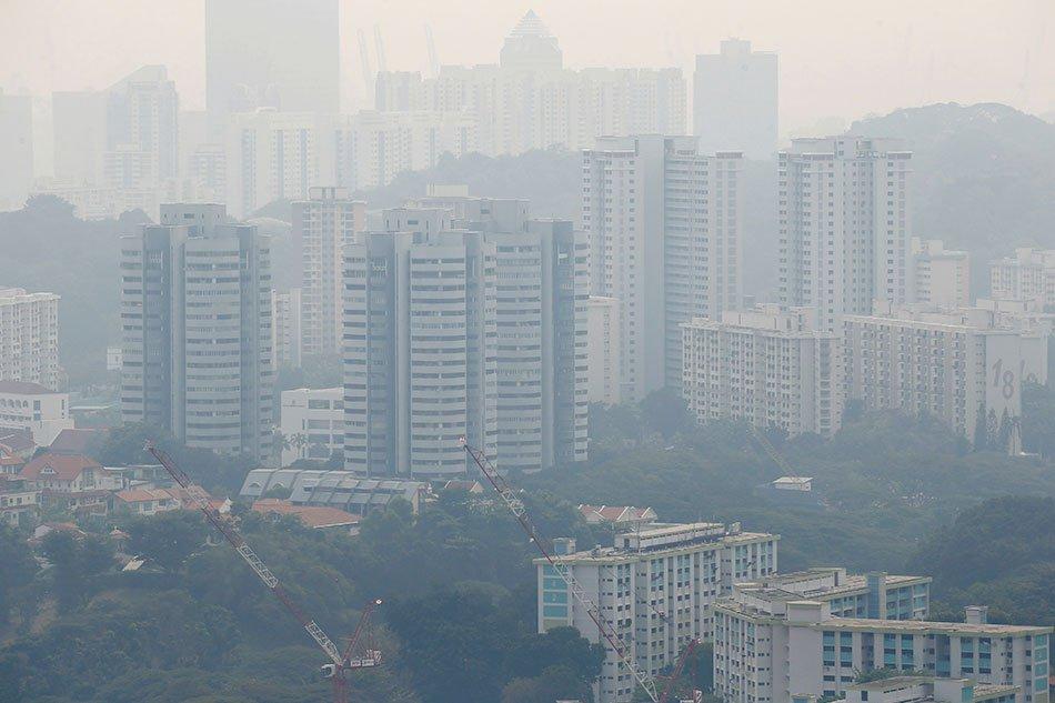 Полевые пожары в Индонезии угрожают проведению Гран-при Сингапура