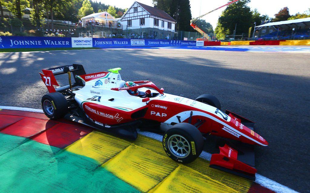 «Према» досрочно выиграла командный зачёт «Формулы-3»