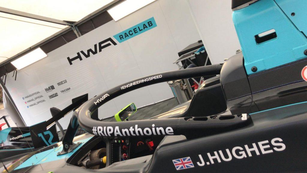 Воскресная гонка «Формулы-3» в Спа перенесена на 12:00