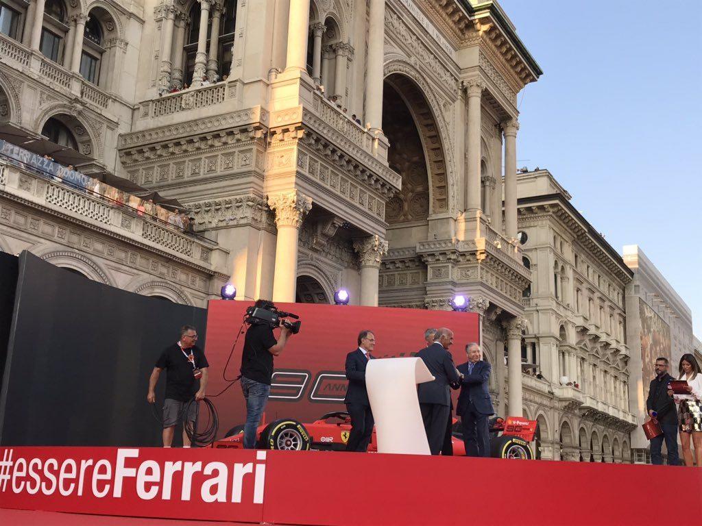 Гран-при Италии останется в Монце ещё на пять лет!