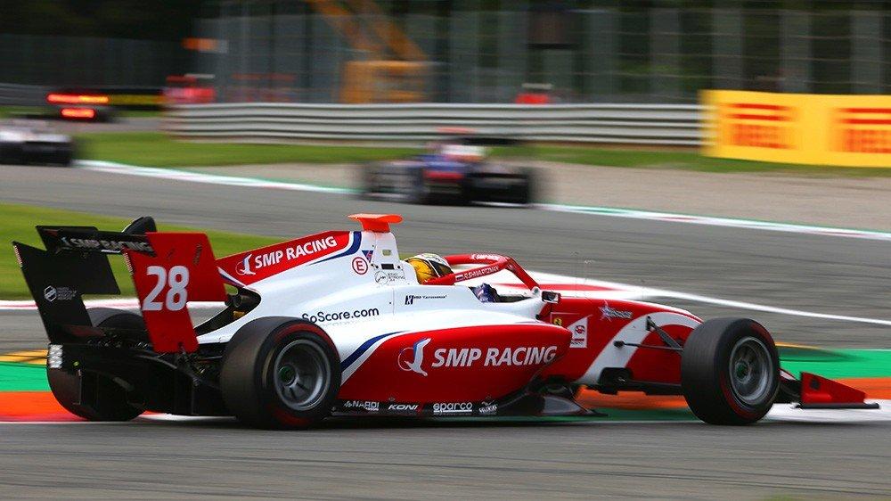 Роберт Шварцман выиграл квалификацию «Формулы-3» в Сочи