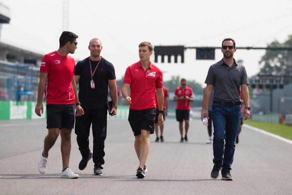 В погоне за Шварцманом. Чего ждать от итальянского этапа «Формулы-3»?