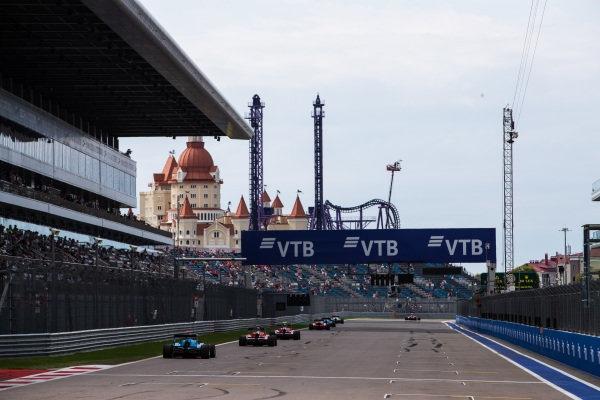 Черноморский закат. Что нас ждёт на этапе «Формулы-3» в Сочи?