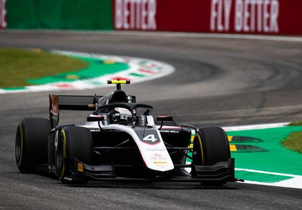 Ник де Врис дисквалифицирован из протокола квалификации «Формулы-2» в Италии