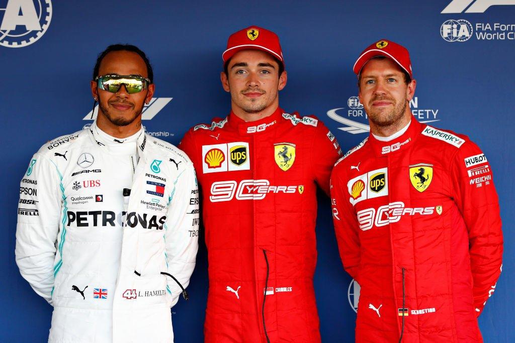 «Формула-1» в Сочи: четвёртая подряд победа Леклера в квалификации