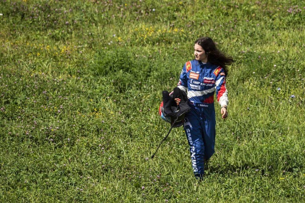 Сидоркова поборется за попадание в W Series в 2020 году