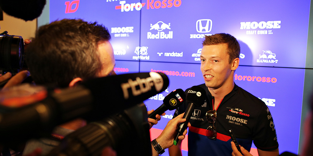 Квят: Я прожил большую часть жизни в Италии, так что гонка в Монце важна для меня