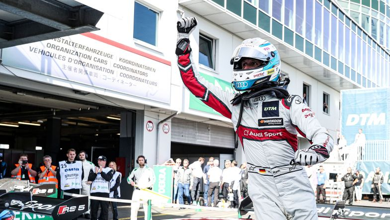 Бергер: Хотел бы увидеть Раста за рулём машины «Формулы-1»