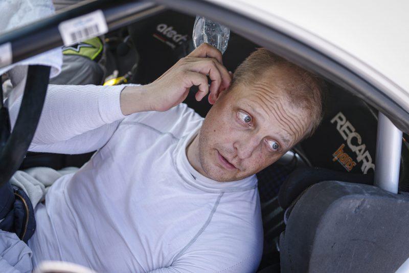 Хирвонен: Не собираюсь возвращаться в ралли