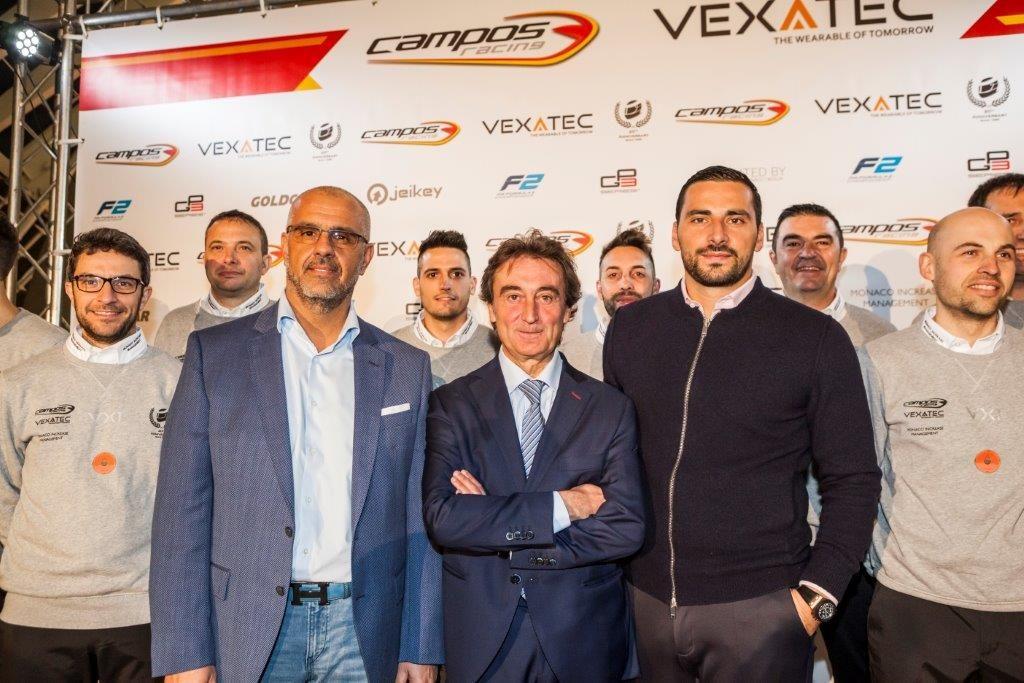 Кампос предпримет вторую попытку прихода в «Формулу-1» в 2021 году
