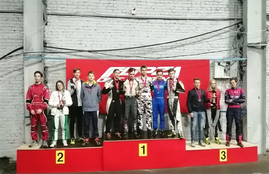 Сборная МАДИ выиграла первый этап РСКЛ, команда Артёма Стельмаха — в десятке