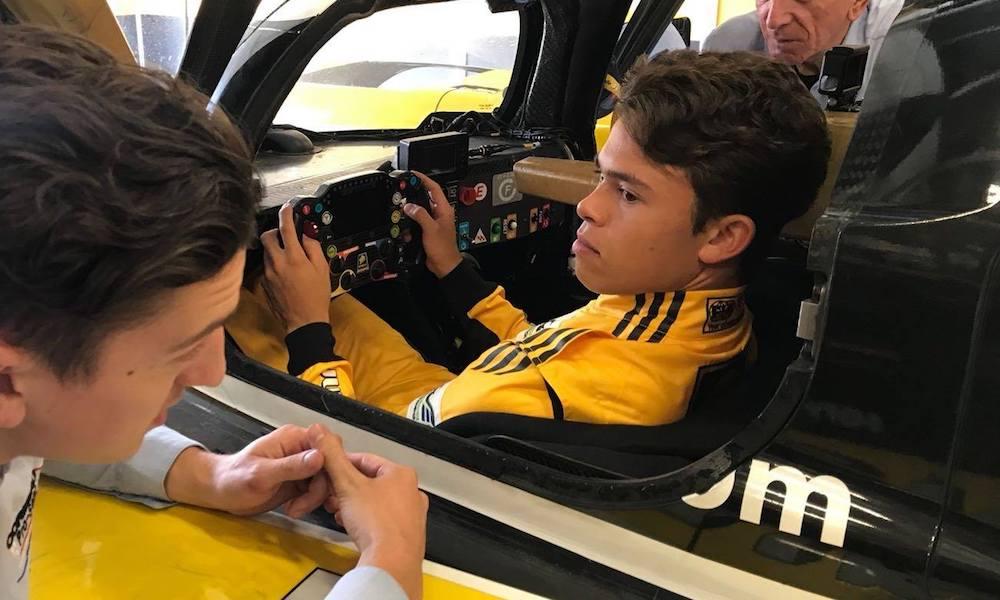 Де Врис примет участие в молодежных тестах ВЕК в Бахрейне за рулём «Тойоты»