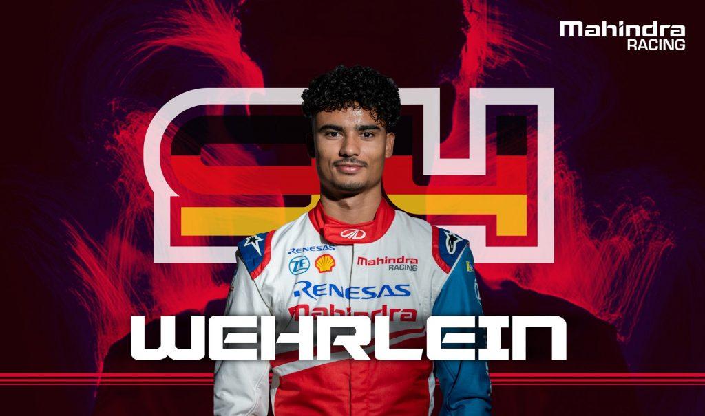Д'Амброзио и Верляйн продолжат выступать за «Махиндру» в «Формуле-Е»