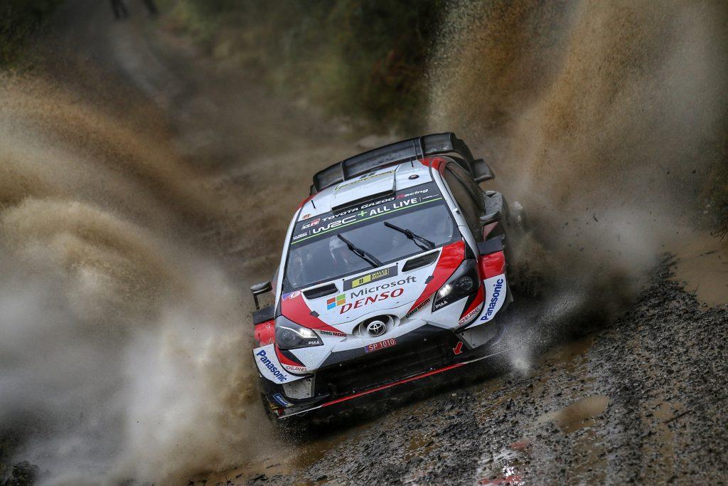 Тянак выиграл Ралли Великобритании, Сульберг лучший в WRC-2