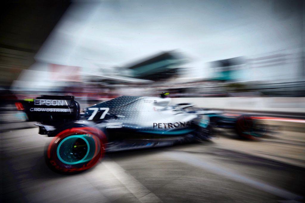 Боттас выиграл Гран-при Японии после ошибок «Феррари», Квят остался в двух шагах от очков