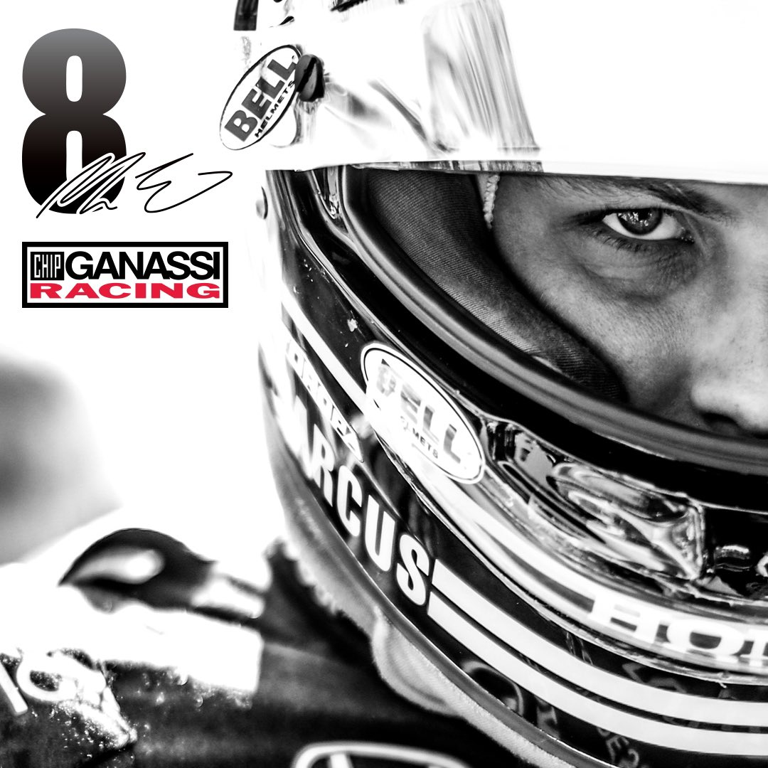 Эрикссон проведёт сезон «Индикара» 2020 года за рулём третьего автомобиля «Ганасси»