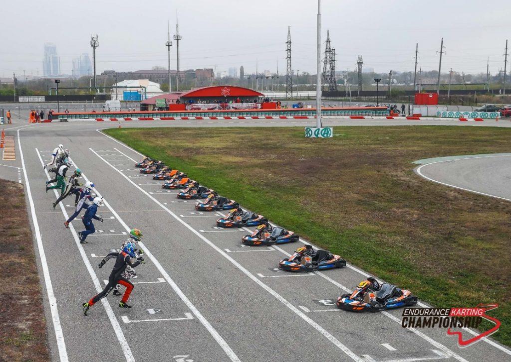 PAROVOZ RT выиграли заключительный этап EKC в Грозном, бронза чемпионата досталась EASYKART RUSSIA
