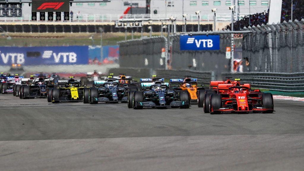 Квалификационные гонки планируется провести на Гран-при Франции, Бельгии и России