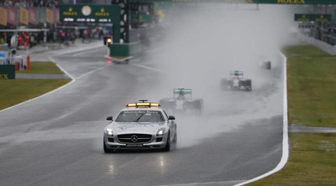Дитя погоды. Пять случаев, когда Гран-при Японии проходили в критических условиях