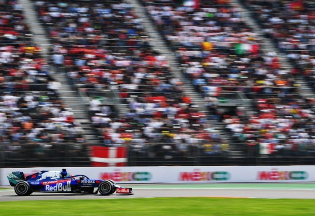 Квят оштрафован на 10 секунд по итогам Гран-при Мексики и лишён очков