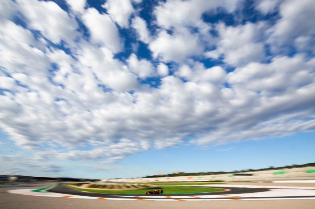 Флёрш примет участие в третьем дне тестов Ф3 в Валенсии