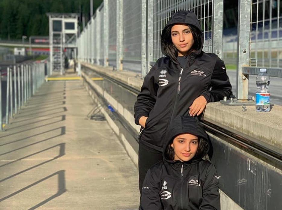 Сёстры Аль-Кубаиси выступят на первом этапе арабской Ф4 в Абу-Даби