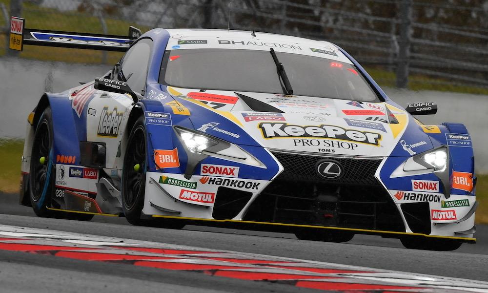Кэссиди выиграл первую совместную гонку ДТМ и «Супер ГТ» в Фудзи