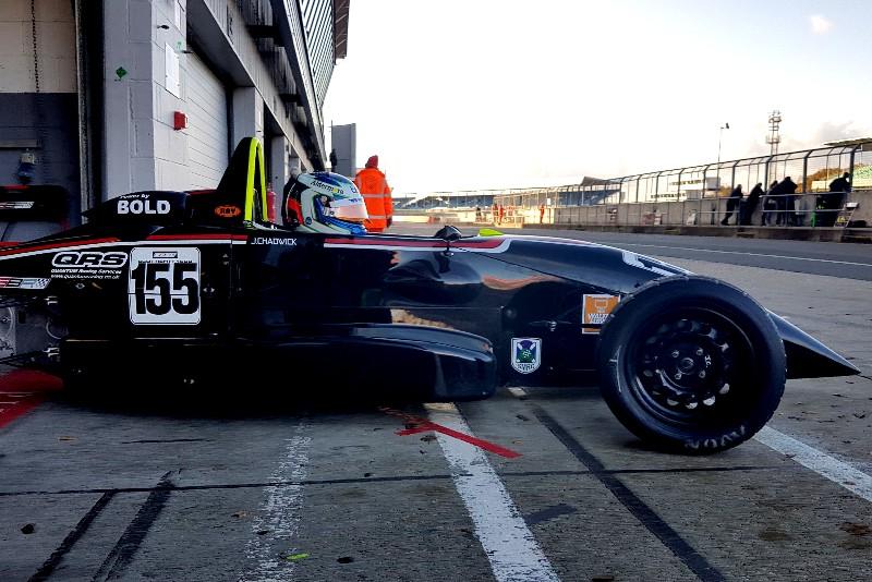 Джейми Чадуик надеется принять участие в японской «Супер Формуле Лайтс» в 2020 году