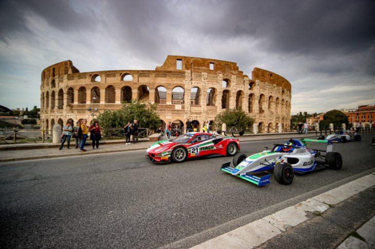 Первопроходцы. Чем запомнились первые Международные автоспортивные игры в Валлелунге