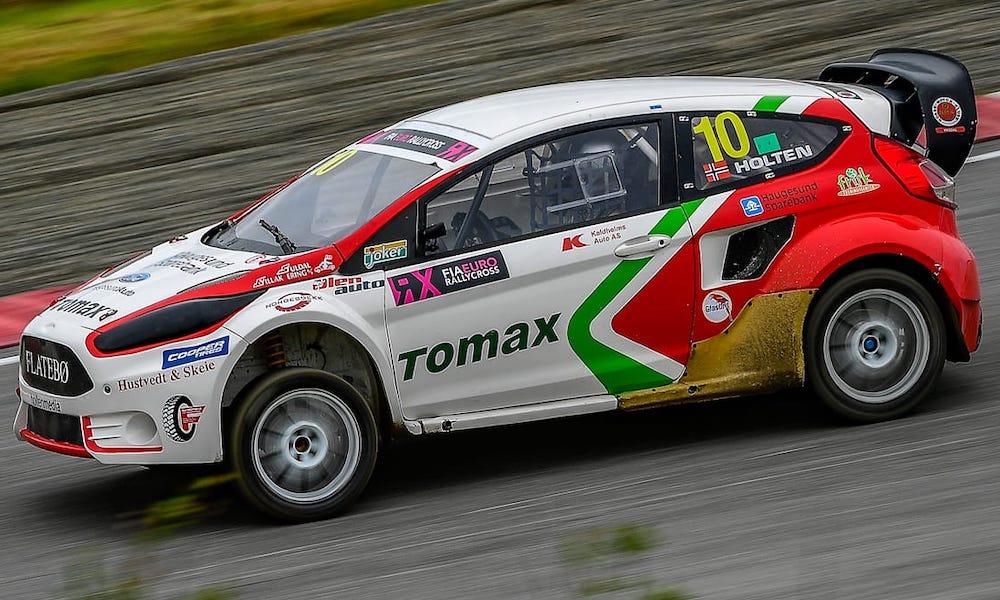 «Холтен Моторспорт» стала первой командой-участницей чемпионата «Проджект-Е»