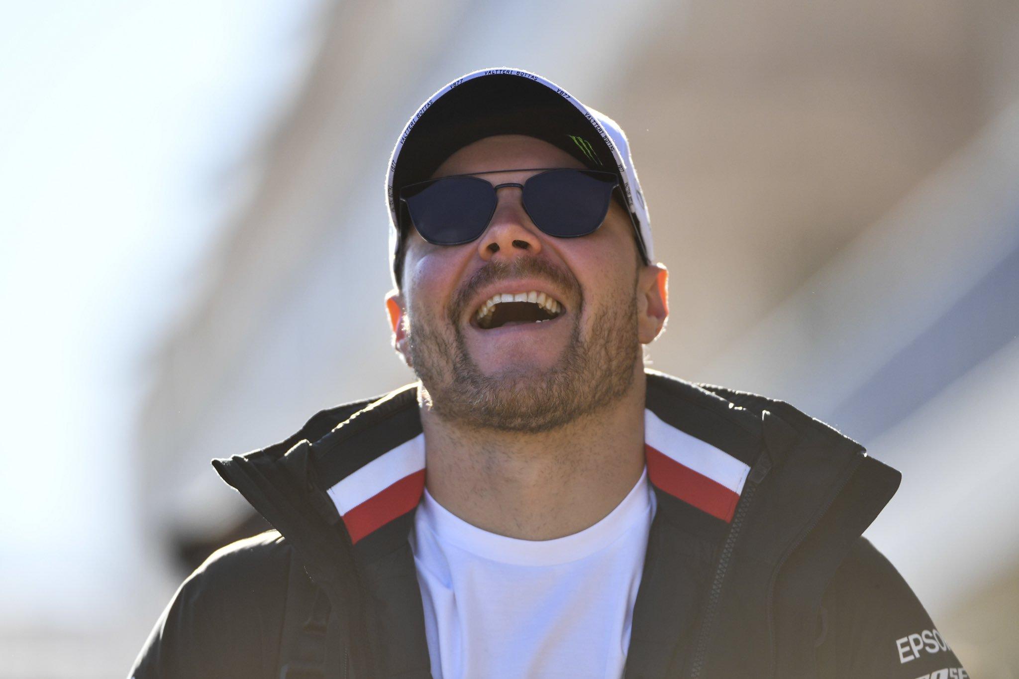 Валттери Боттас завоевал поул к Гран-при США 2019 года, Квят — 13-й