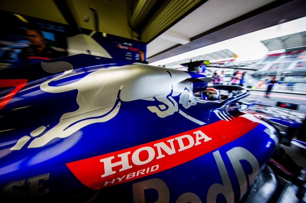 «Хонда» останется поставщиком моторов для «Ред Булла» и «Торо Россо» в сезоне-2021