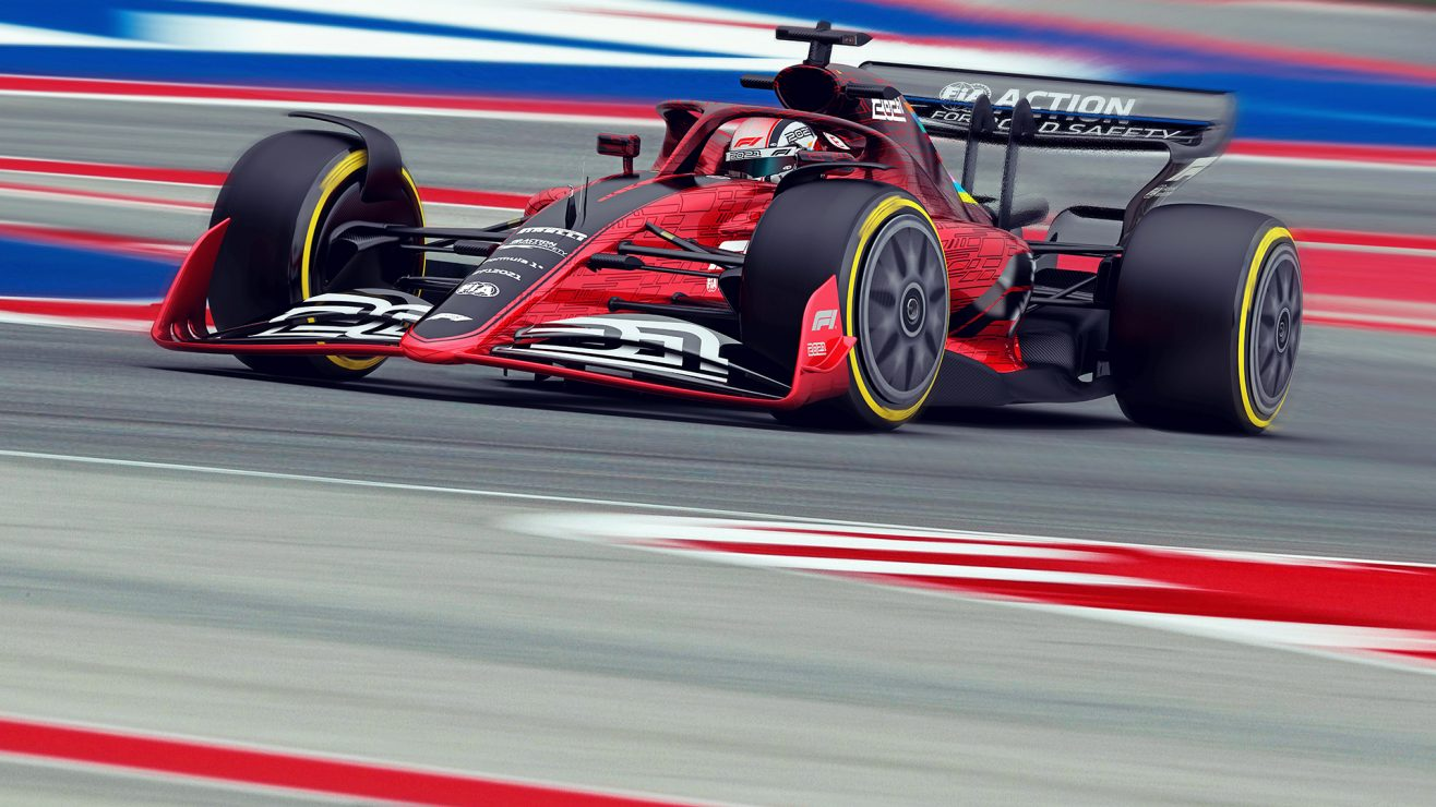 Формула-1 2021. Ключевые изменения
