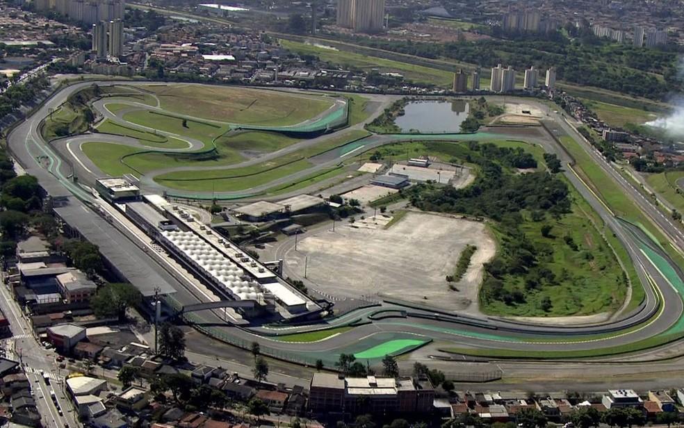 Власти Сан-Паулу пытаются сохранить трассу Интерлагос в календаре Ф1 на 2021 год